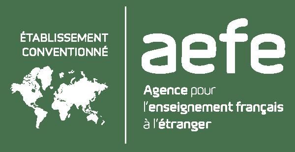 Logo AEFE conventionné